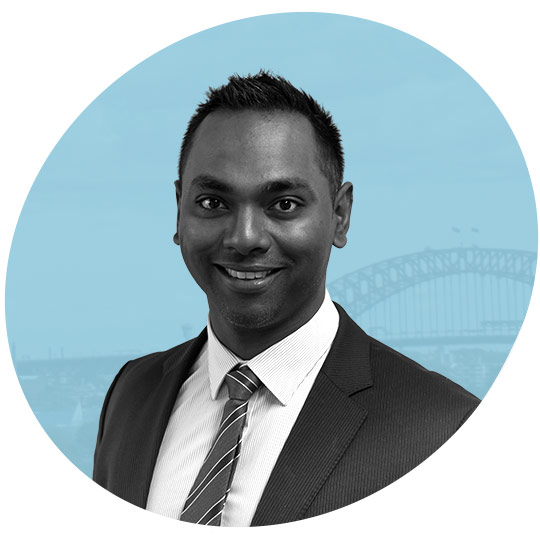 Terrence Moopanar - 2018 Sydney Shoulder Research Institute Fellow