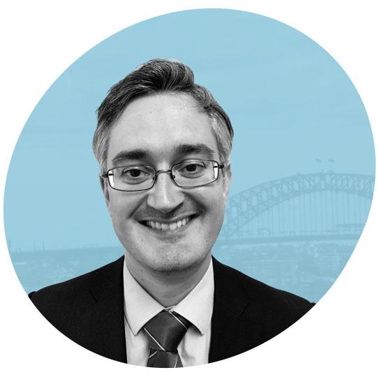 Simon Donald - 2018 SSRI Fellow