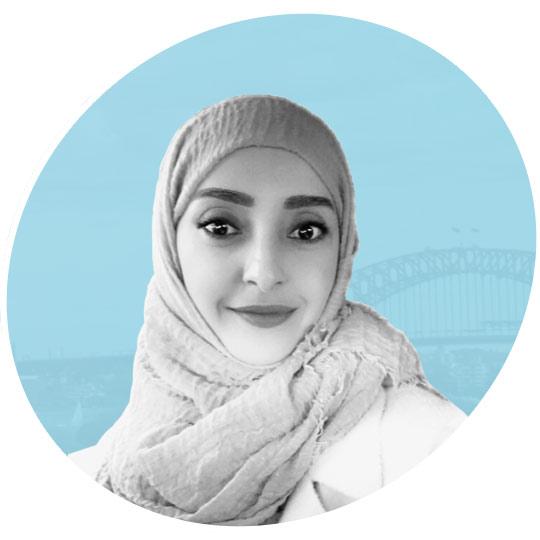 Najla Bedaiwy - SSRI Fellow 2020